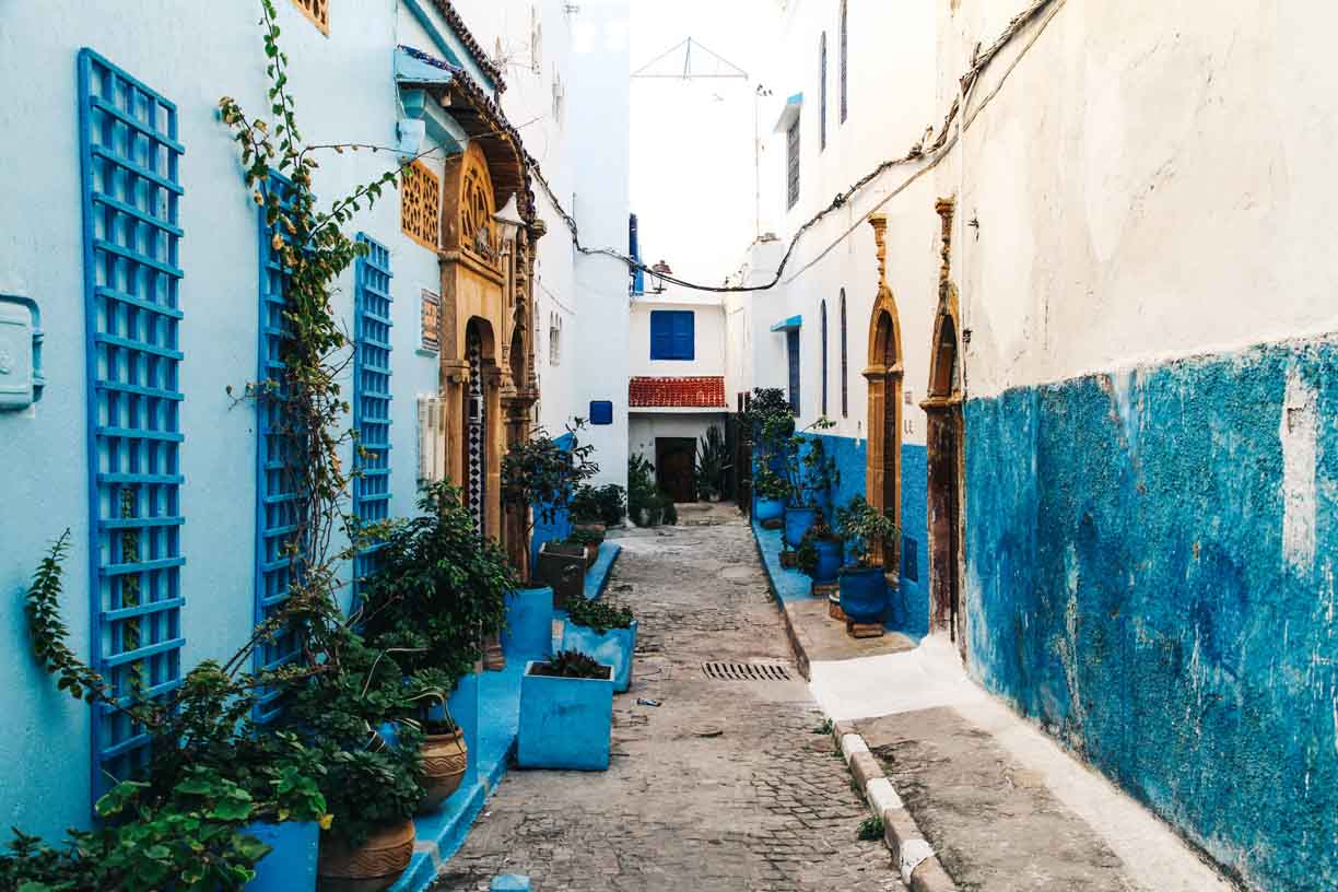 Chefchaouen  Excursion